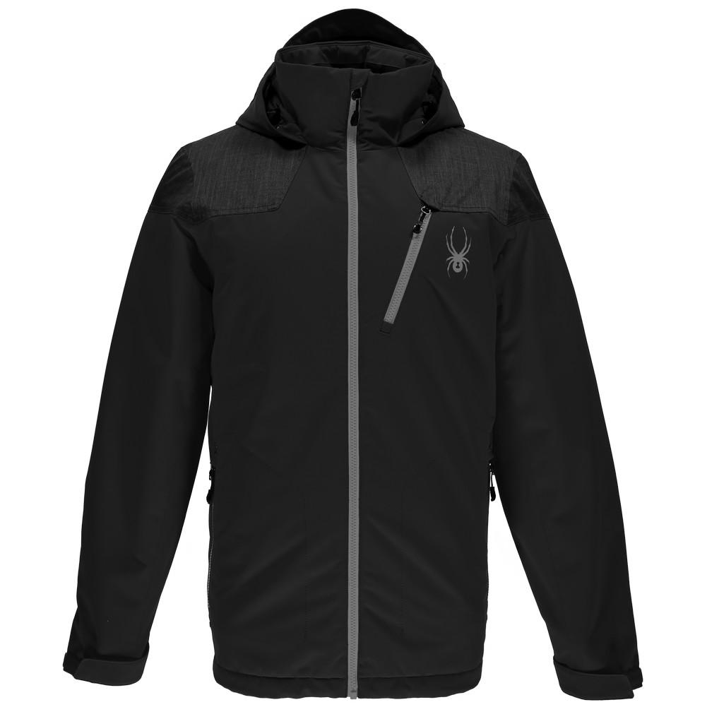Spyder jacket black