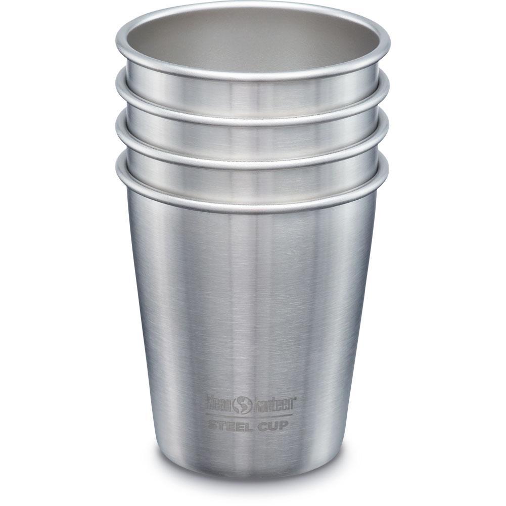 Klean Kanteen Steel Cup 10oz - 4 Pack