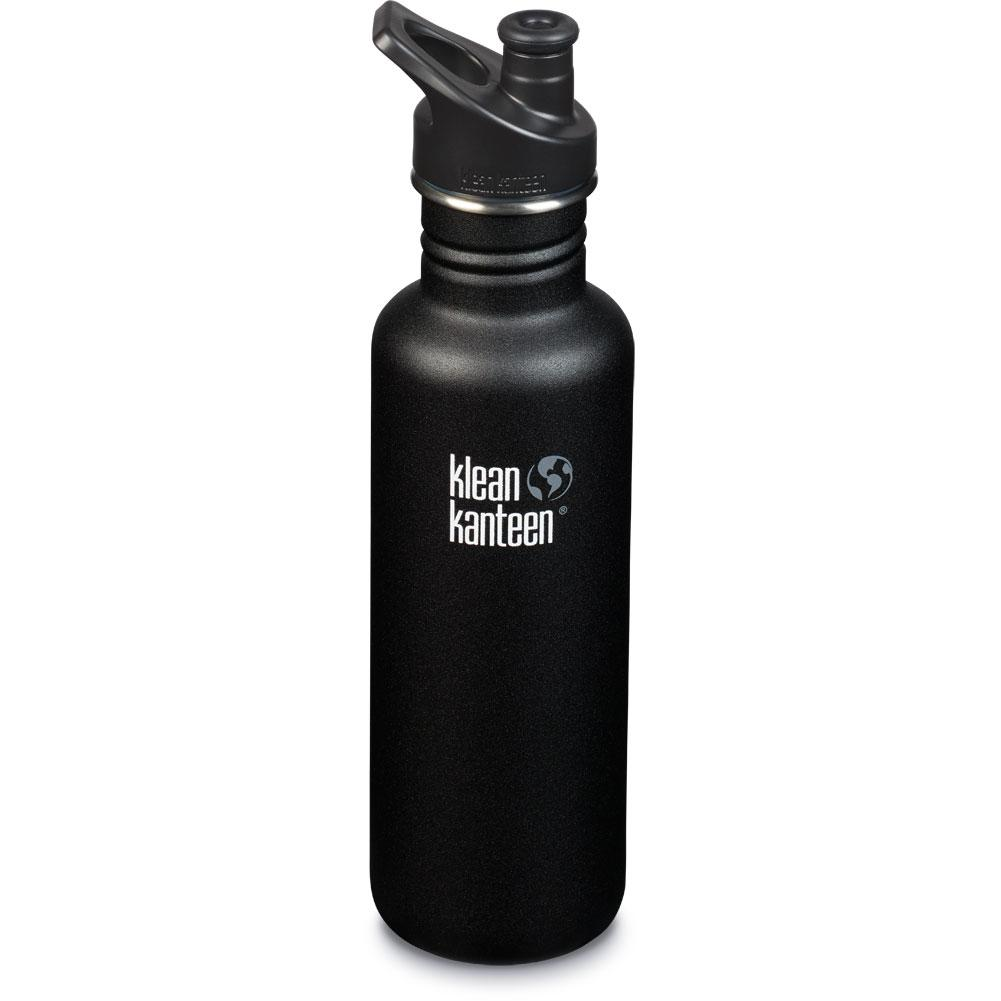 Klean Kanteen Classic 27oz Bottle With Sport Cap