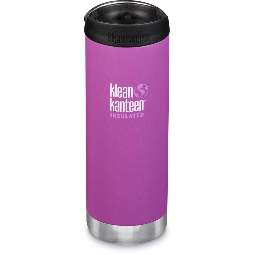 Klean Kanteen Insulated Tkwide 16oz Bottle With Cafe Cap