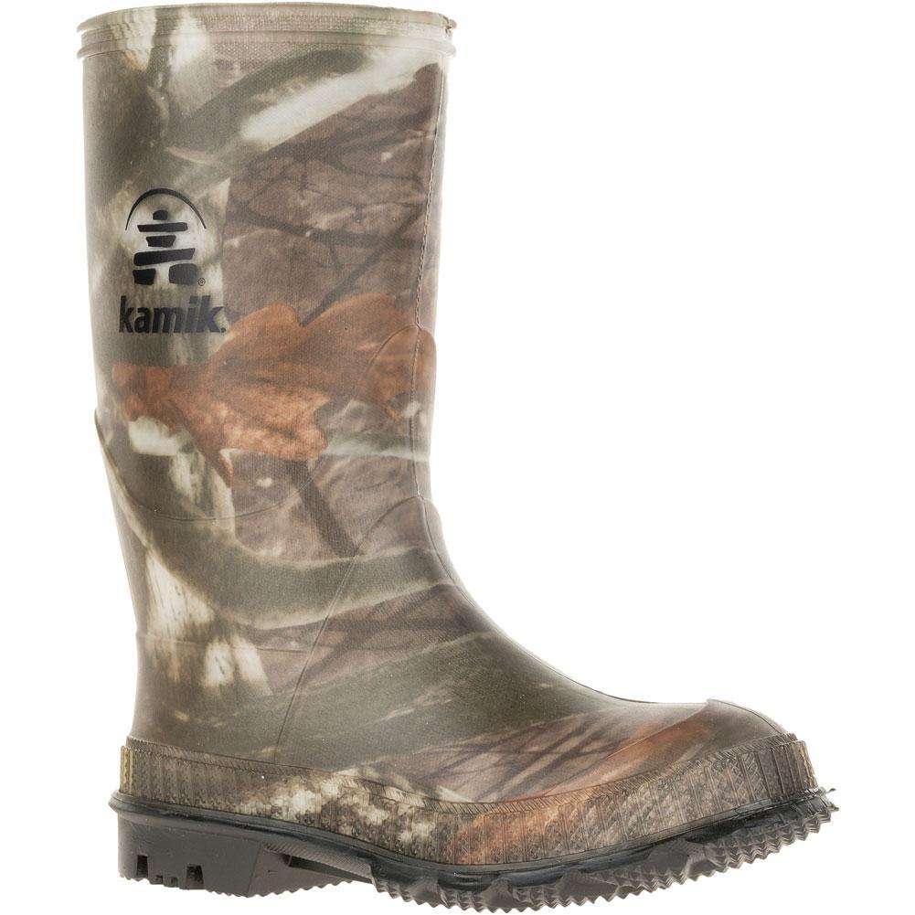 Kamik Stomp Camo Rain Boots Kids '
