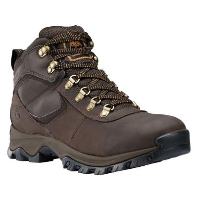 TIMBERLAND M MT. MADDSEN LEATHER WP BOOT