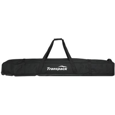 Transpack Ski Rolling Convertible Double Ski Bag