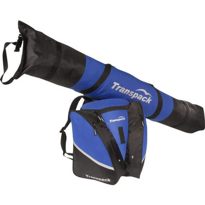Transpack Alpine 2 Piece Box Set - Ski Bag & Boot Backpack