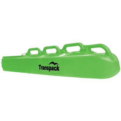Transpack Hard Case Shuttle Rolling Ski Carrier