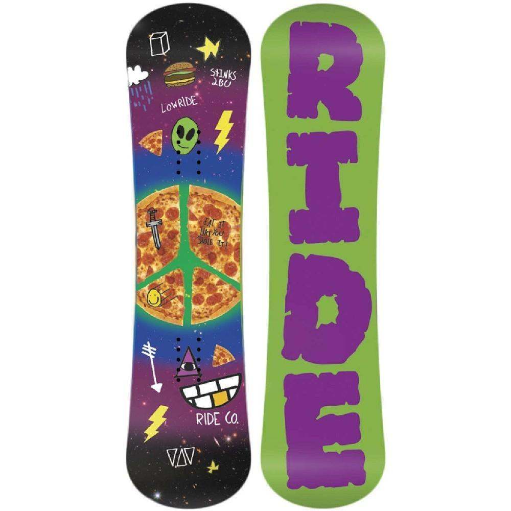 Ride Youth Lowride Snowboard F15