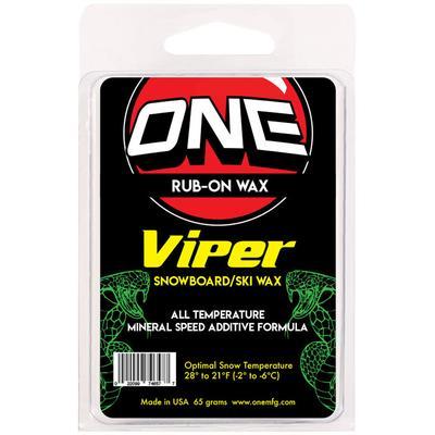 One Ball Jay Viper Wax Rub On with Cork (All Temp)