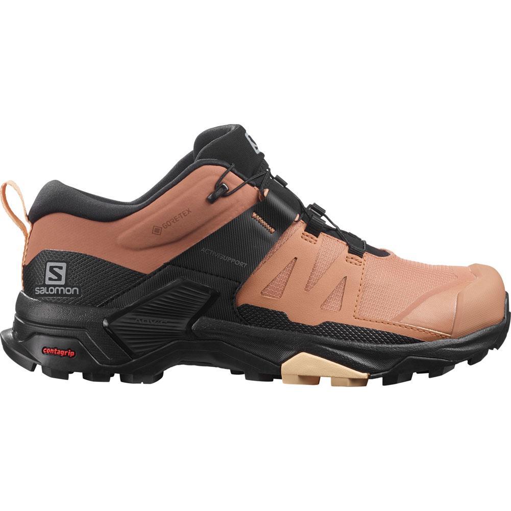 Salomon X Ultra 4 Gtx Hiking Shoes Women's