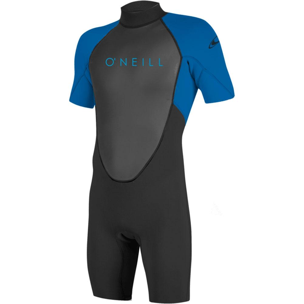 O ' Neill Reactor- 2 2mm Back Zip Short Sleeve Spring Wetsuit Kids '