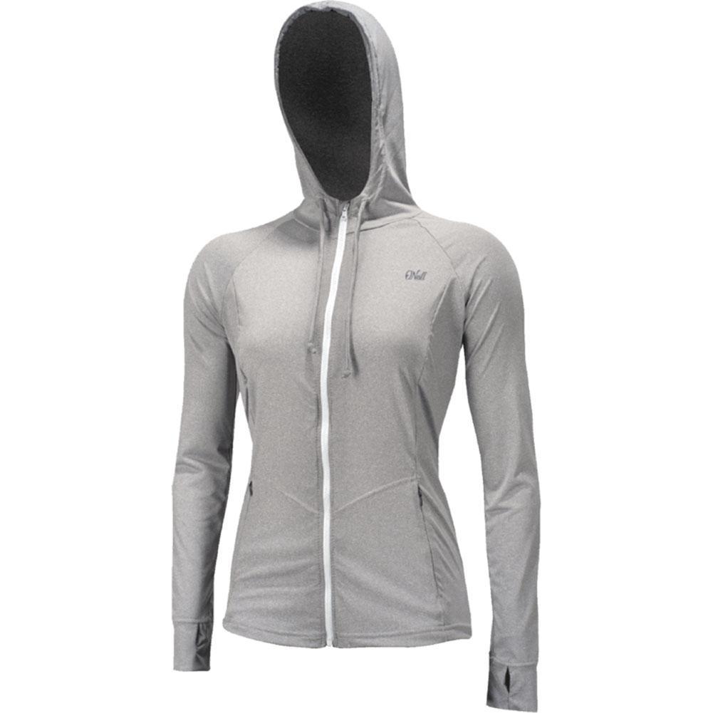 O ' Neill Blueprint Long Sleeve Full Zip Sun Hoodie Women's