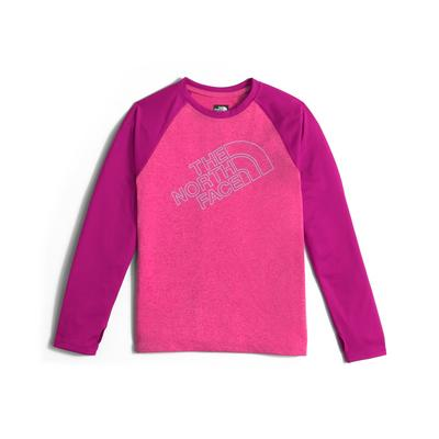 The North Face Mak Long-Sleeve Baseball Tee Girls'