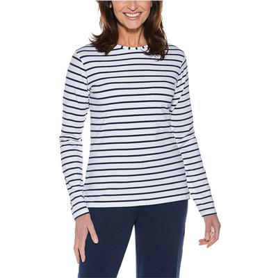Coolibar Morada Everyday Long Sleeve T-Shirt UPF 50 Plus Women's