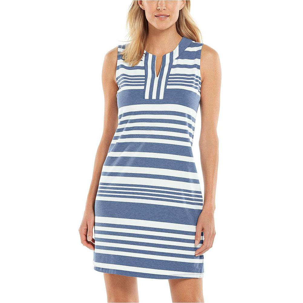 Coolibar Oceanside Tank Dress Upf 50 Plus Women's