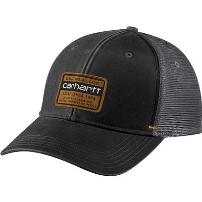 Carhartt Canvas Mesh-Back Quality Graphic Cap Men's