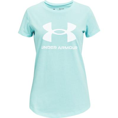 Under Armour Sportstyle Graphic Short Sleeve T-Shirt Girls'