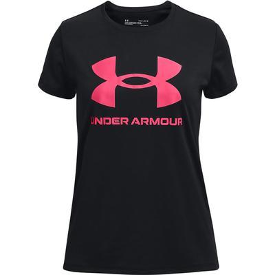 Under Armour Tech Sportstyle Big Logo Short Sleeve T-Shirt Girls'