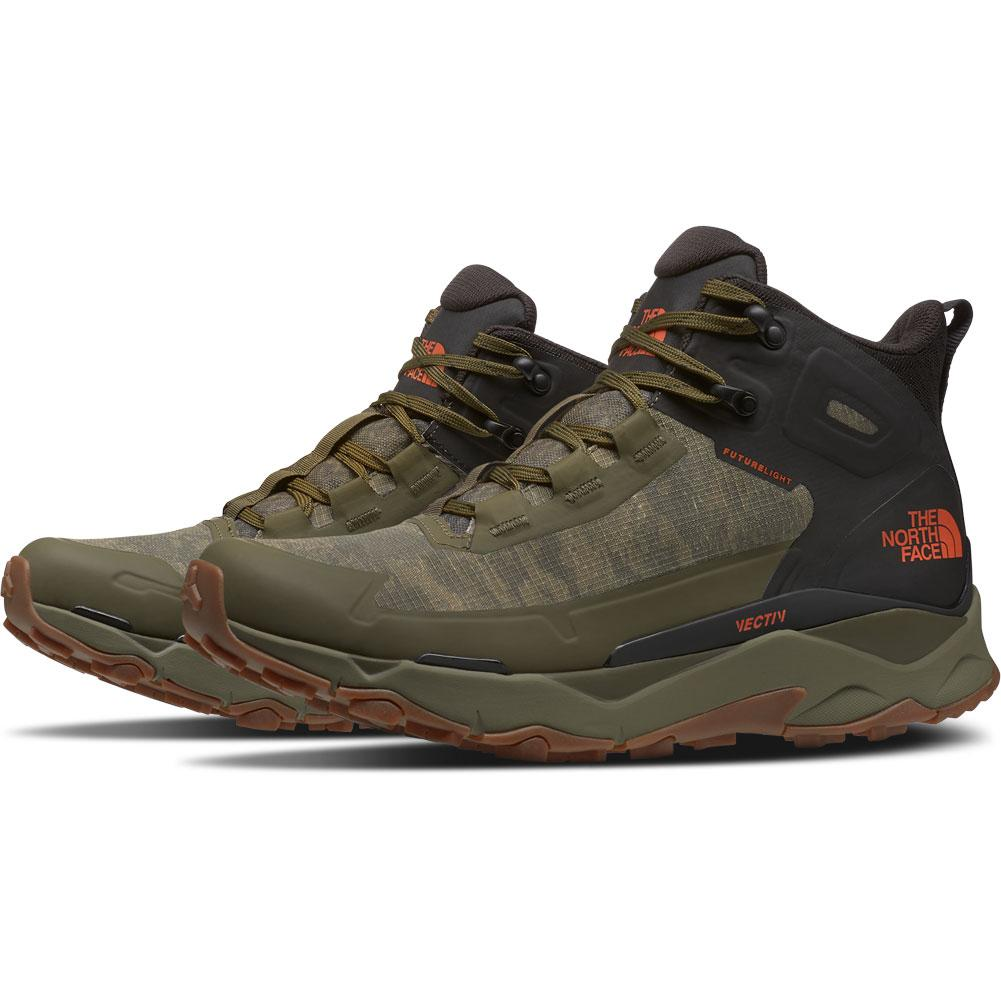 The North Face Vectiv Exploris Mid Futurelight Hiking Boots Men's