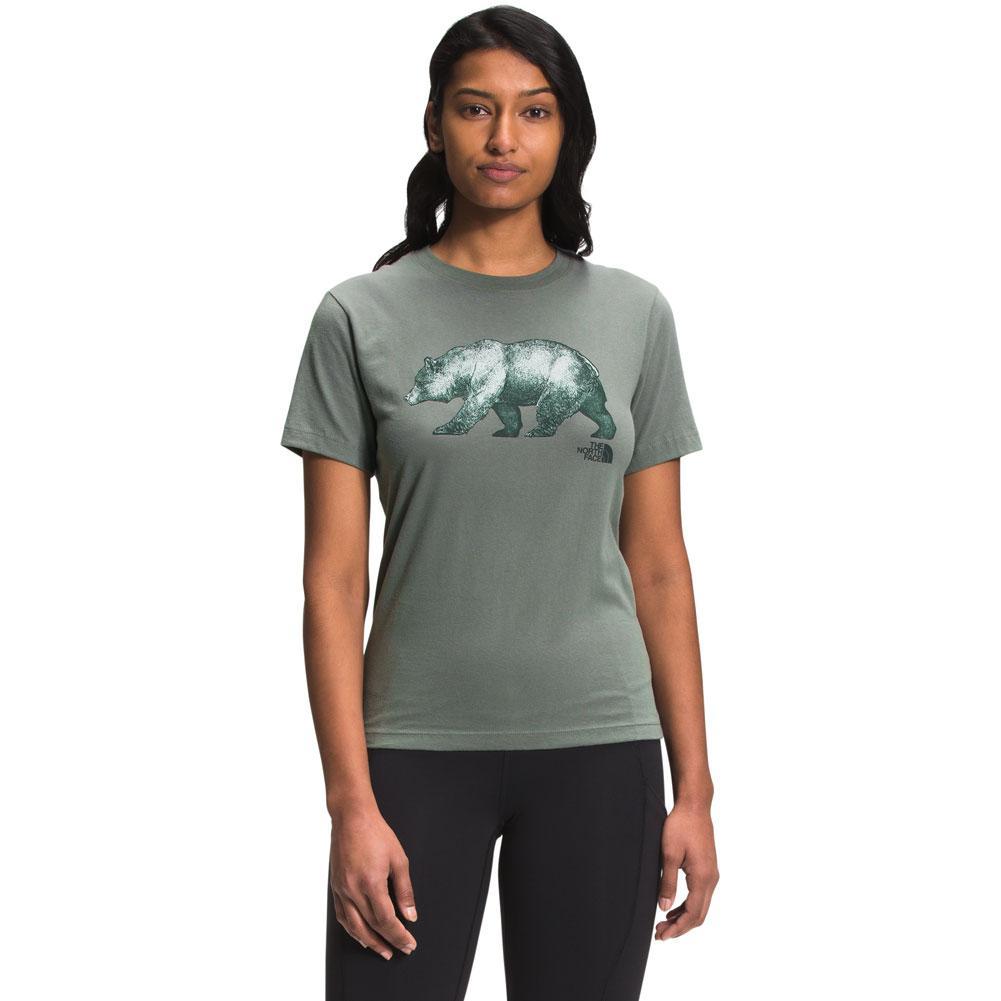 The North Face Tnf Bear Short- Sleeve Tee Women's