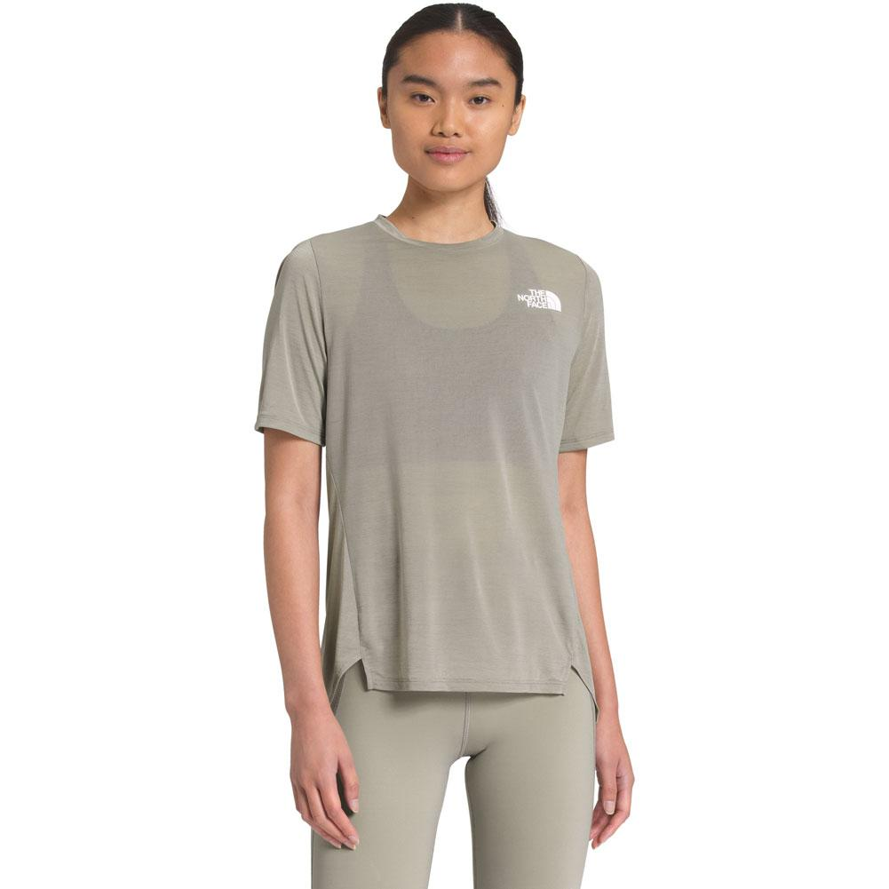 The North Face Up With The Sun Short- Sleeve Shirt Women's