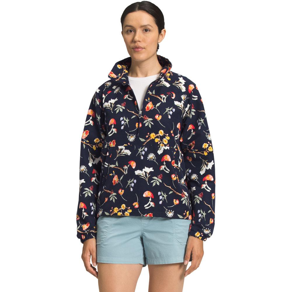 The North Face Printed Class V Pullover Anorak Women's