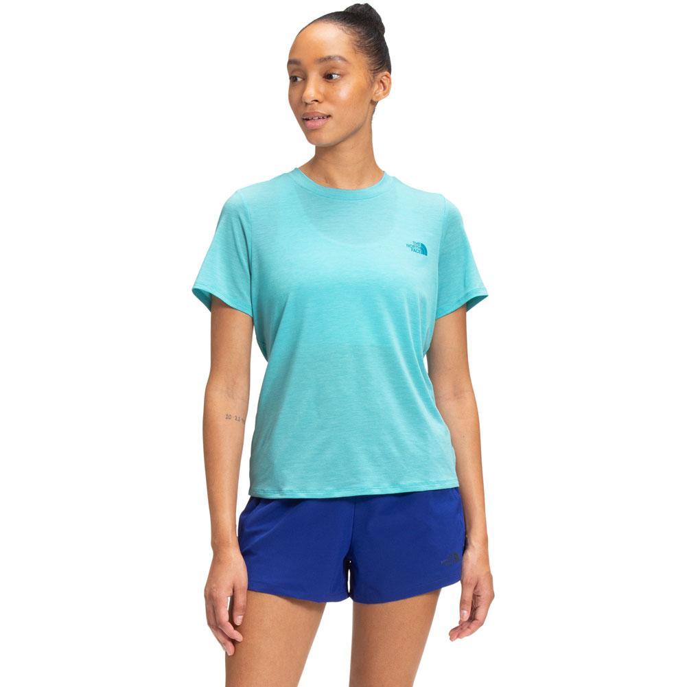 The North Face Wander Twist Back Short- Sleeve T- Shirt Women's