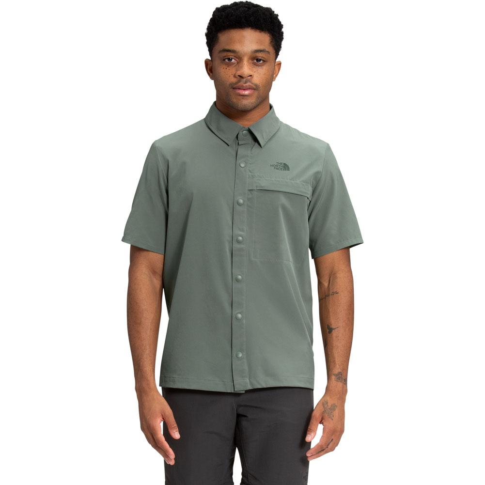 The North Face First Trail Short- Sleeve Shirt Men's