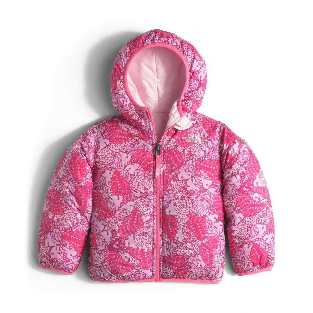 cf5f94106c ... wholesale the north face reversible perrito jacket toddler girls coy  pink 989c2 eab3a