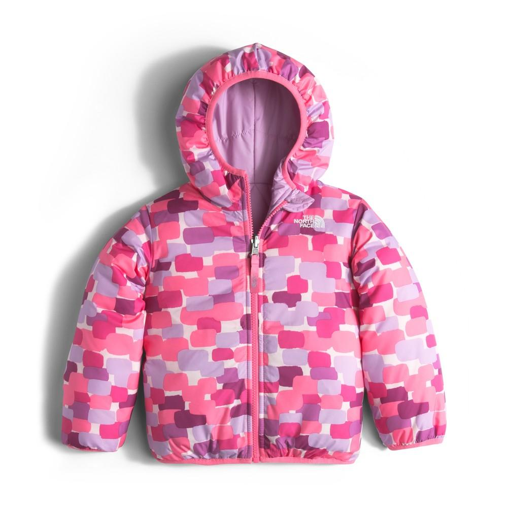 8869e2ee41 ... 50% off the north face reversible perrito jacket toddler girls lupine  17859 be6ed