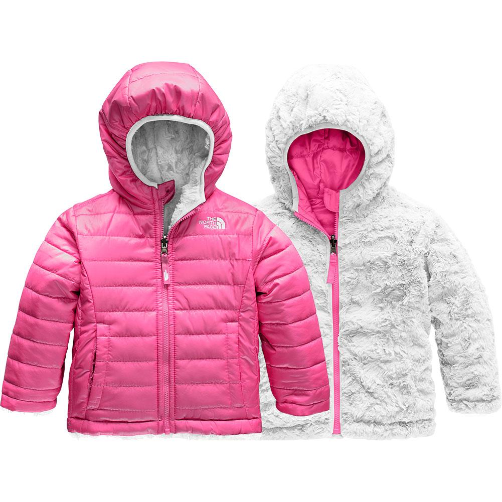 380fa2024 The North Face Reversible Mossbud Swirl Jacket Toddler Girls'
