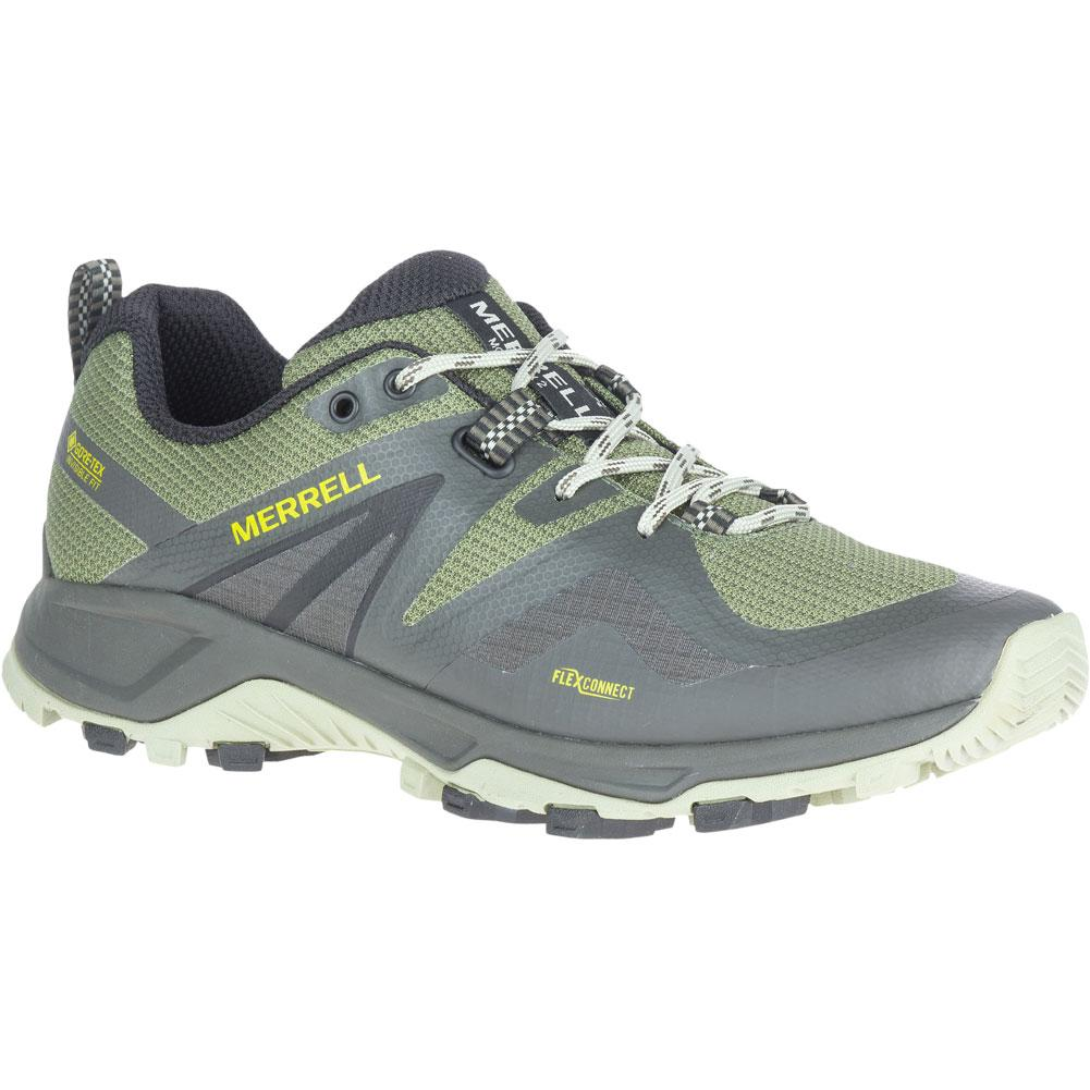 Merrell Mqm Flex 2 Gore- Tex Hiking Shoes Men's - Lichen