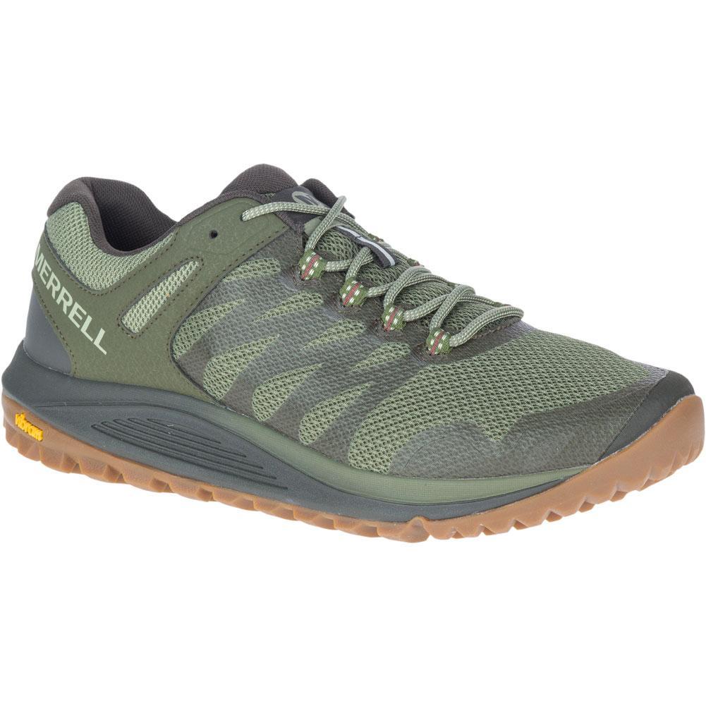 Merrell Nova 2 Trail Runnning Shoes Men's - Olive