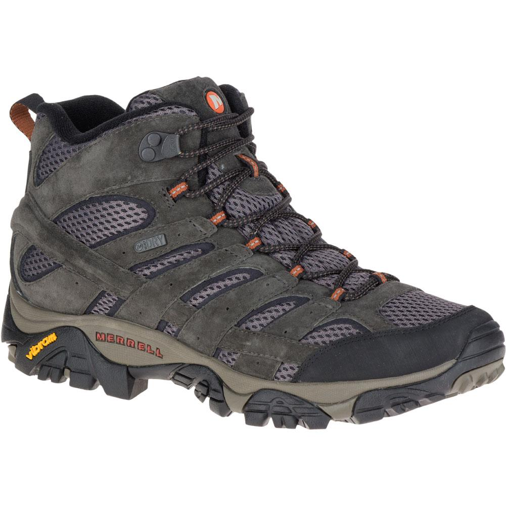 Merrell Moab 2 Mid Waterproof Hiking Boots Men's - Beluga