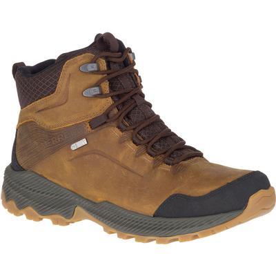 Merrell Forestbound Mid Waterproof Hiking Boots Men's - Merrell Tan