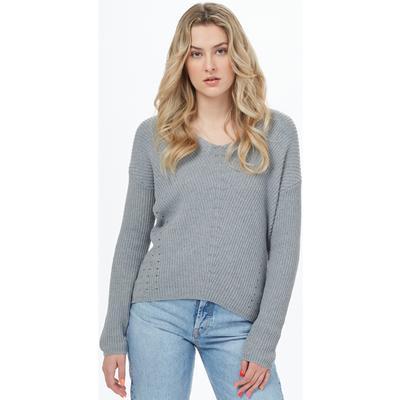 Tentree Highline Cotton Light V-Neck Sweater Women's