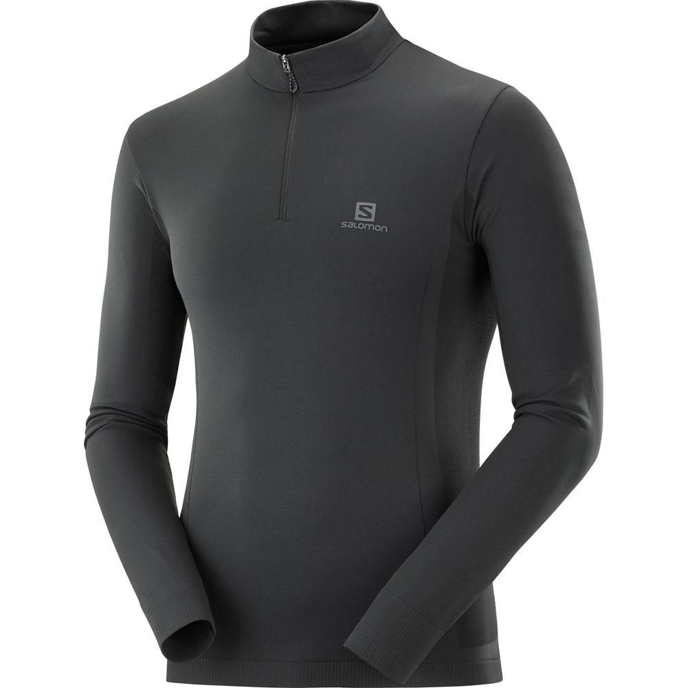 Salomon Explore Seamless Half Zip Midlayer Men's
