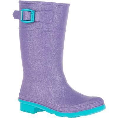 Kamik Boots Glitzy Rain Boots Little Girls'