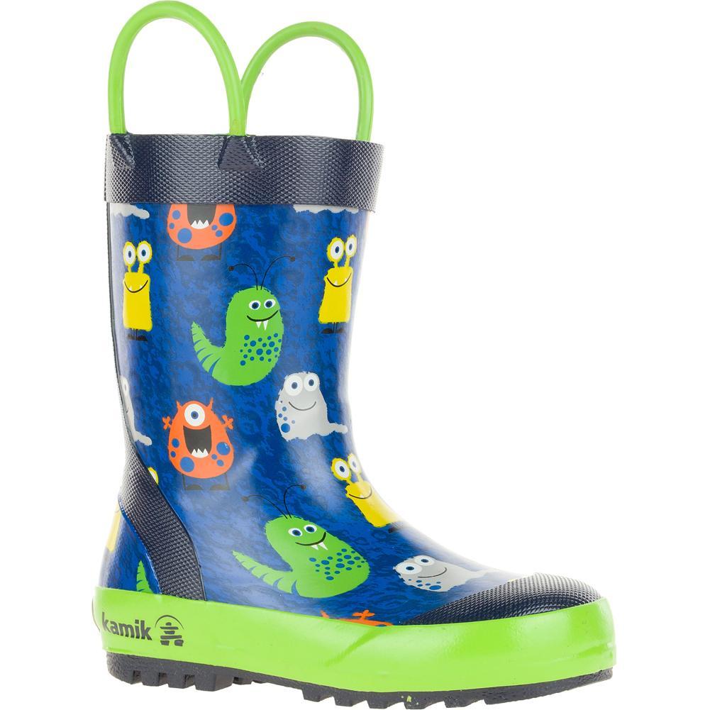 Kamik Boots Monsters Rain Boots Little Boys '