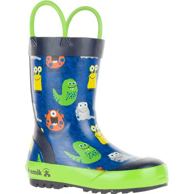 Kamik Boots Monsters Rain Boots Little Boys'
