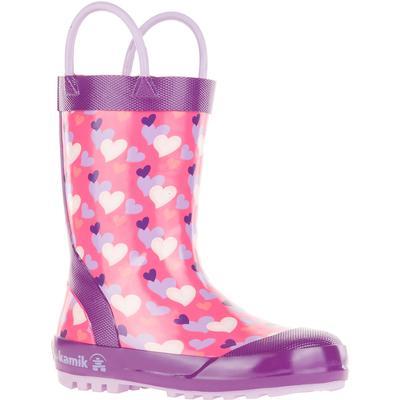 Kamik Boots Lovely Rain Boots Little Girls'