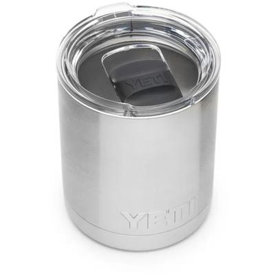 Yeti Rambler 10 Oz Lowball With Magslider Lid