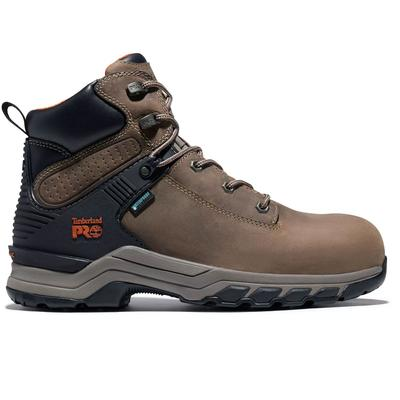 Timberland Pro Hypercharge 6 Inch Waterproof Composite Toe Work Boots Men's