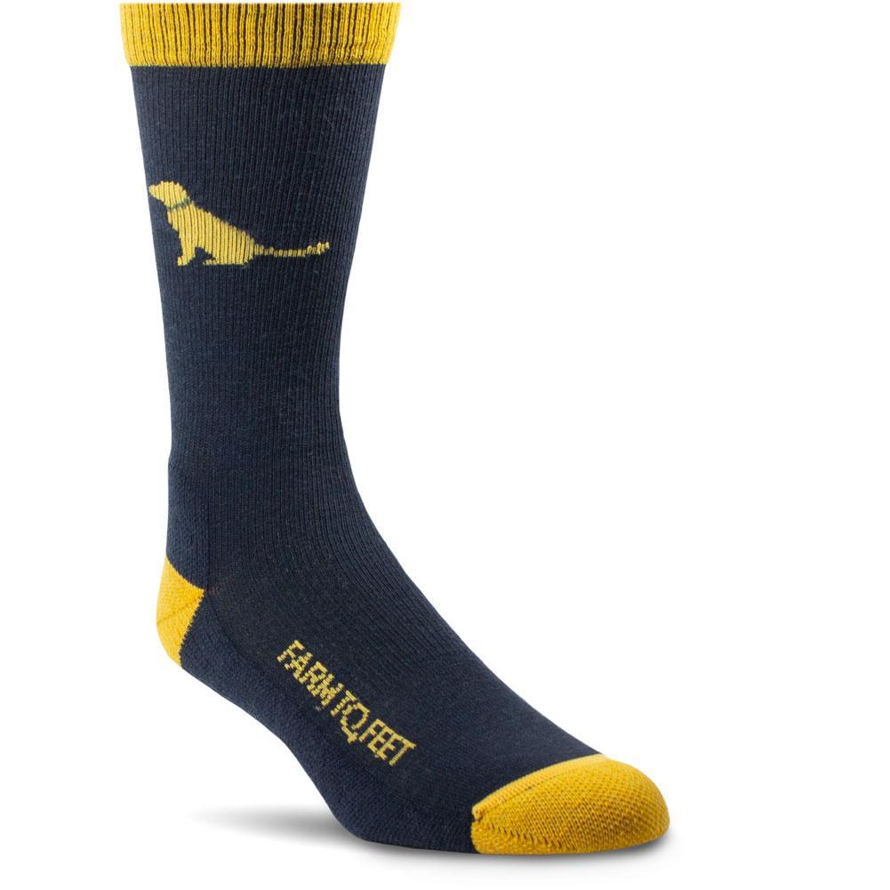 Farm To Feet Sunderland All- Season Crew Socks