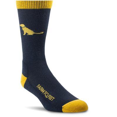 Farm To Feet Sunderland All-Season Crew Socks