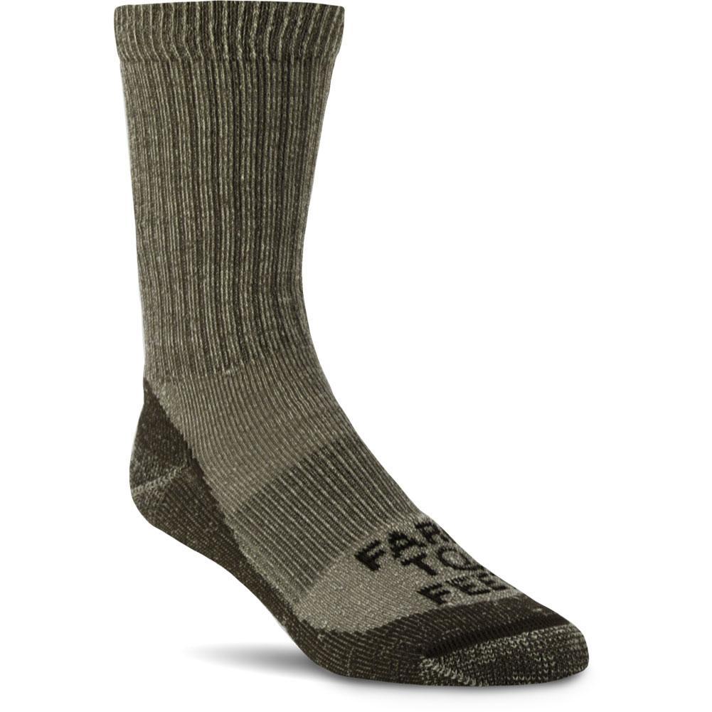 Farm To Feet Boulder Lightweight Crew Socks