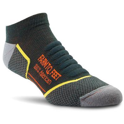 Farm To Feet Damascus Lightweight Technical Low Socks