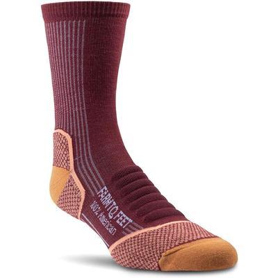 Farm To Feet Damascus Lightweight Technical 3/4 Crew Socks