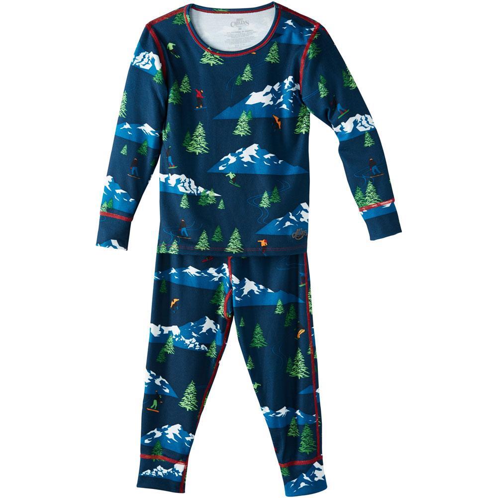 Hot Chillys Toddler Originals Ii Print Set Kids '