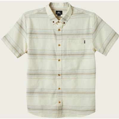 O'Neill Crestmont Short Sleeve Button-Up Shirt Boys'