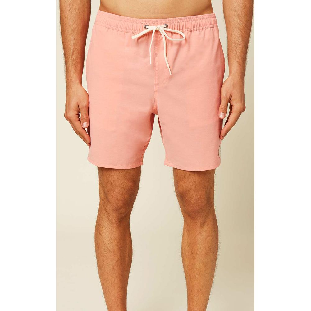 O ' Neill Solid Volley 17in Boardshorts Men's
