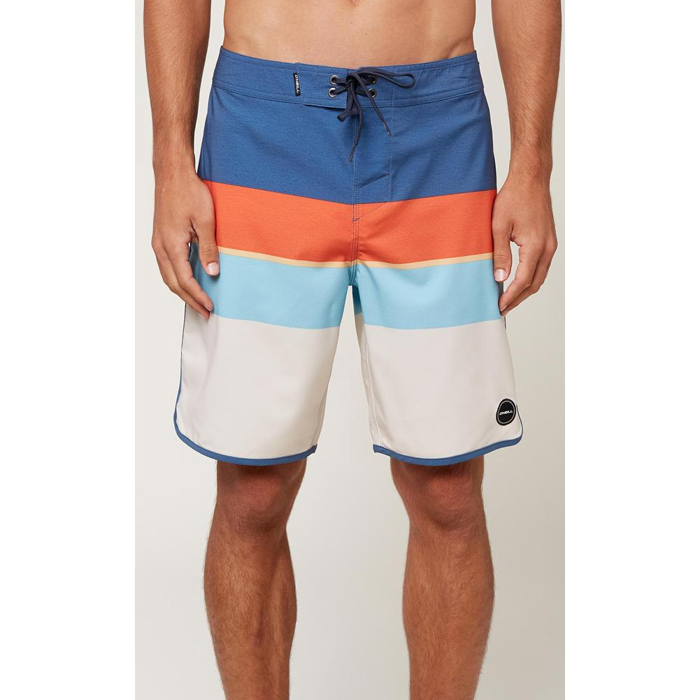 O ' Neill Four Square Stretch 19in Boardshorts Men's